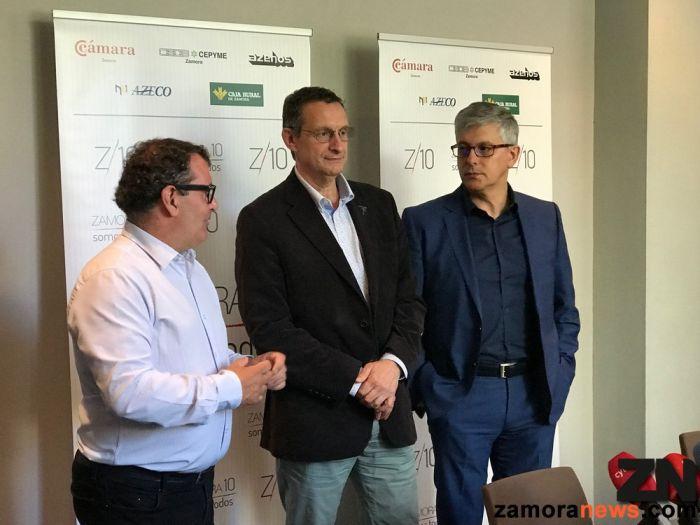 Zamora 10 emprende una nueva etapa, después de dos años, con su proyecto Zamora 10 Plus