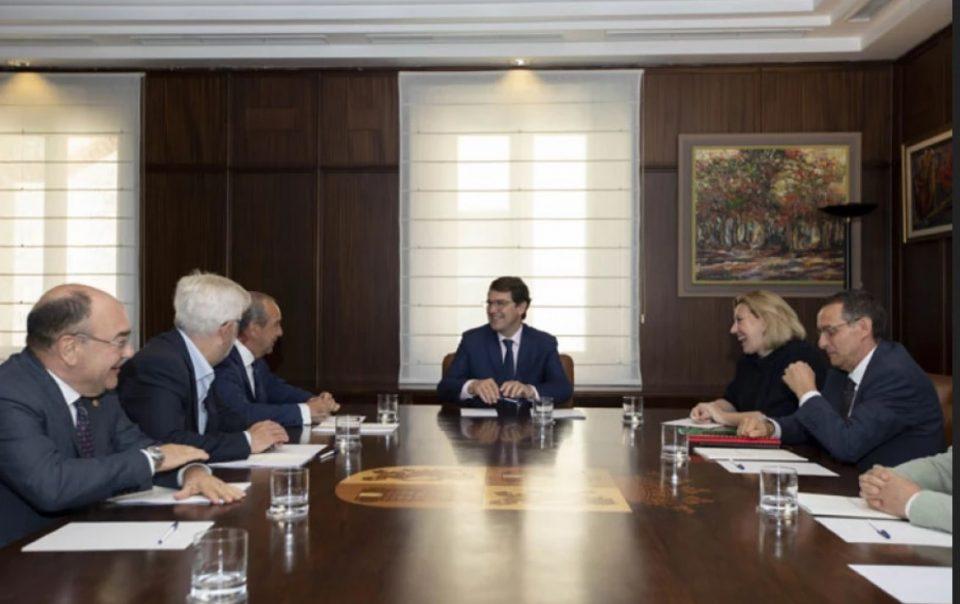 La Junta muestra su apoyo a Zamora 10 para impulsar el desarrollo de la provincia