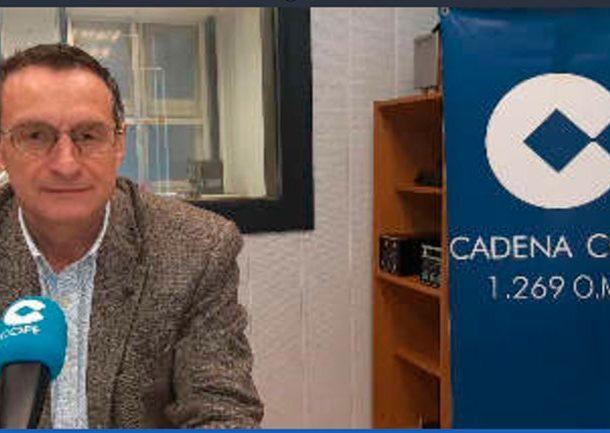 Entrevista al gerente de Zamora 10, Francisco Prieto, en Herrera en Zamora