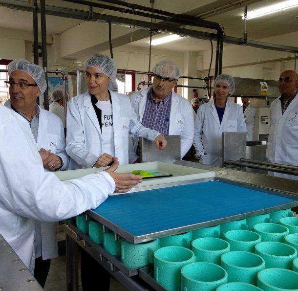 Zamora busca convertirse en una referencia nacional e internacional dentro de la formación en el sector quesero