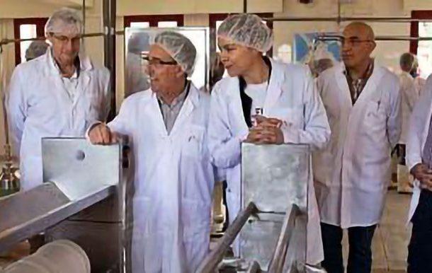 La Junta de Castilla y León apuesta por impulsar el potencial económico de la industria láctea de Zamora