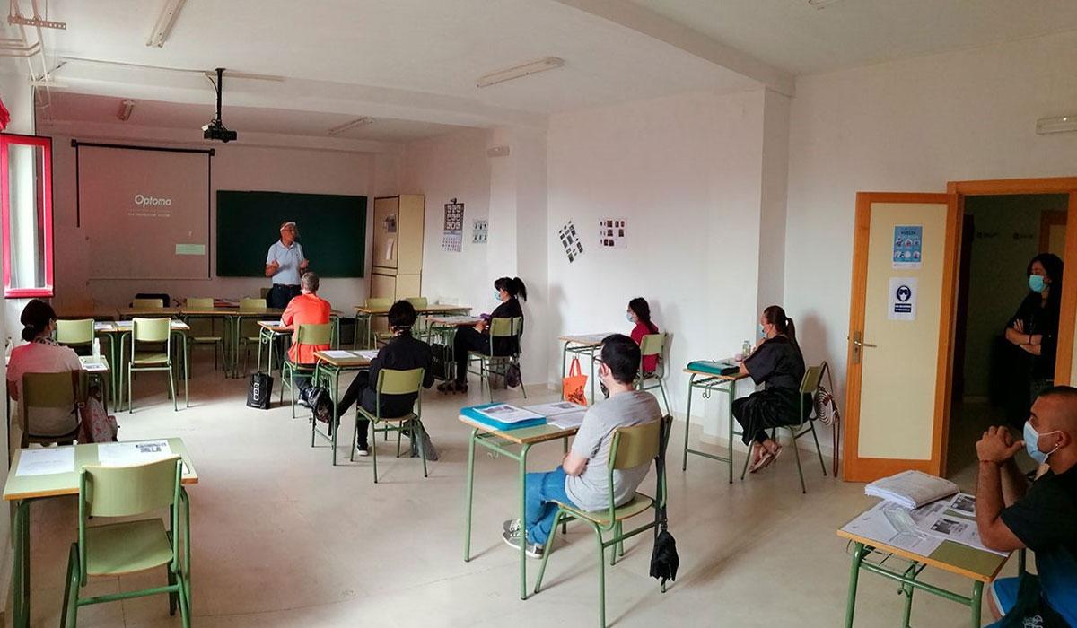Aulas Escuela