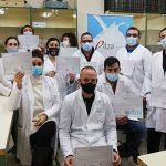 La escuela internacional de industrias lacteas continúa realizando sus actividades docentes