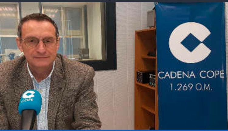 Entrevista a Francisco Prieto en Herrera en Zamora (Cope)