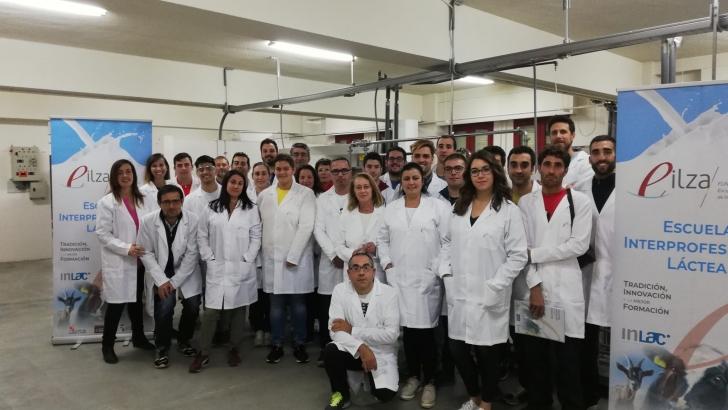 La Escuela de Industrias Lácteas de Zamora reanuda hoy su actividad