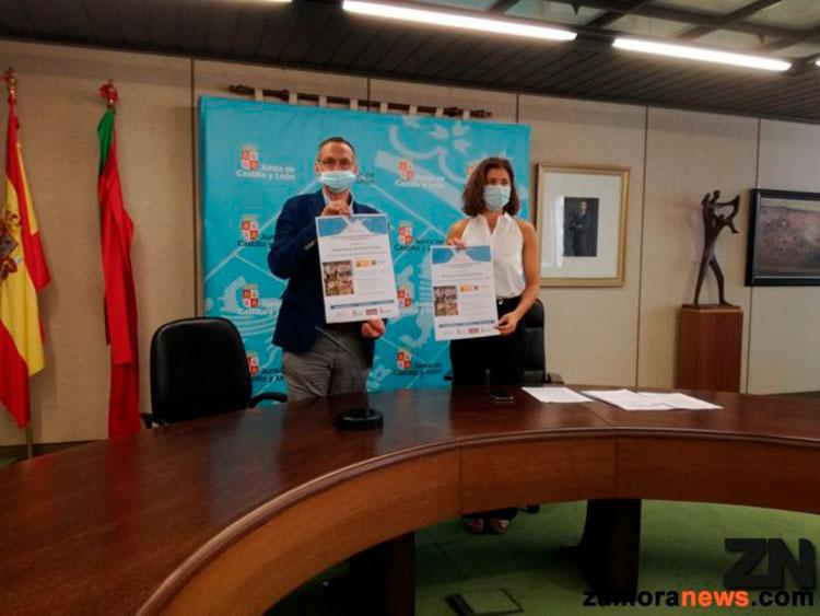 La Junta y Zamora10 presentan un nuevo curso de esquileo